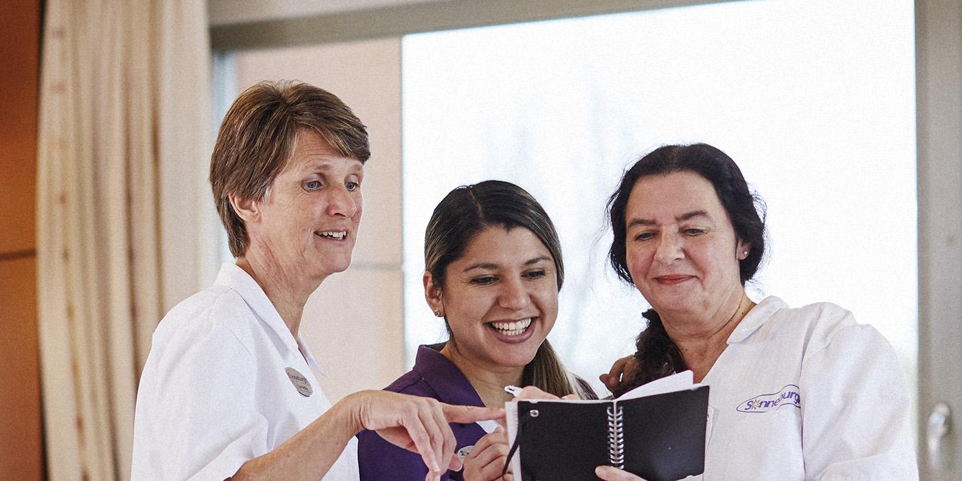 DAN (dag- avond- en nachthoofd) Verpleegkundige met een warm hart voor ouderen
